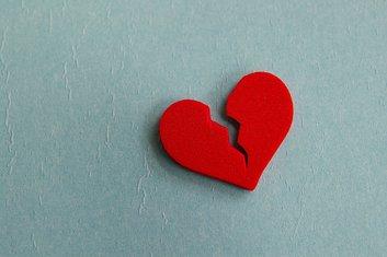 srce, raskid