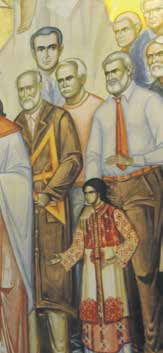 freska Ratko Mitrović