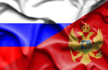 Rusija, Crna Gora