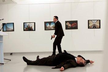 Andrej Karlov ubistvo