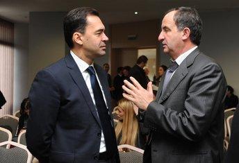 Zoran Pažin, Mladen Vukčević