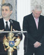 Mevludin Nuhodžić, Slavko Stojanović