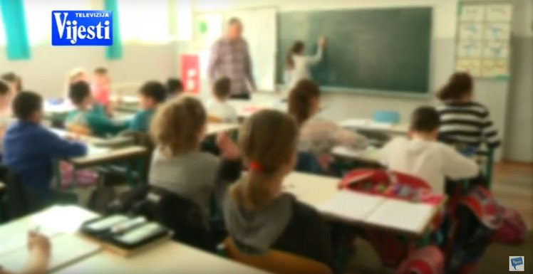 škola, učionica, đaci