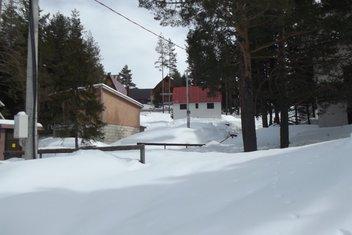 Žabljak, Pećića ograda