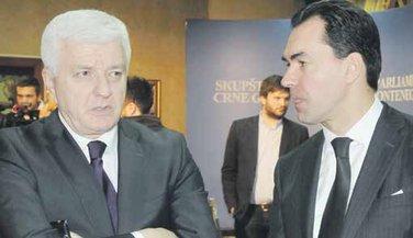 Duško Marković, Zoran Pažin