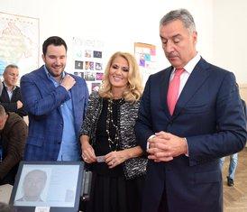 Aco Đukanović, Lidija Đukanović, Milo Đukanović