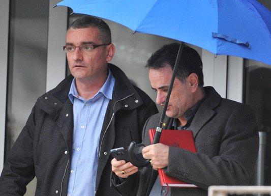 Grujo Radonjić, Dragoljub Petrović
