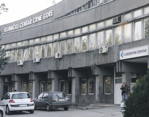 Klinički centar Crne Gore, KCCG