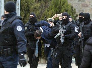 Hapšenje Marka Đurića