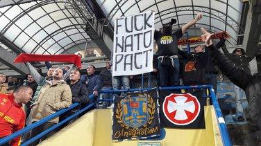 navijači CG NATO pact