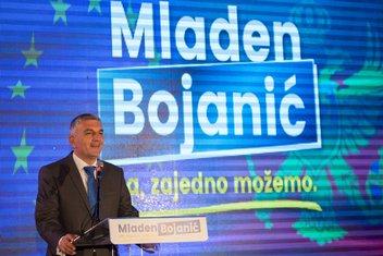 Mladen Bojanić, Kotor