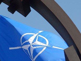 NATO, zastava