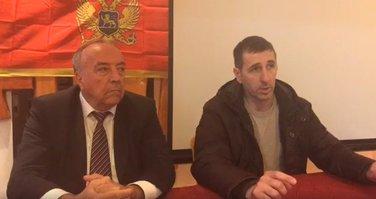 Vasilije Miličković, Stevan Džaković