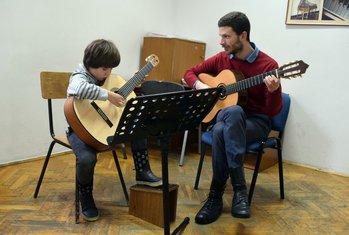 Čas gitare Vasa Pavić