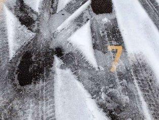 poledica, snijeg