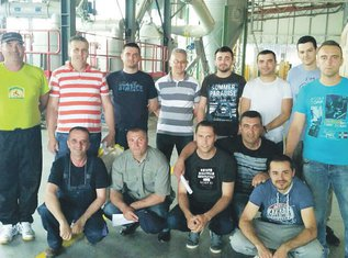 otpušteni radnici peletara Vektra Jakić