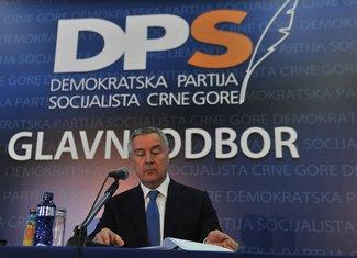 Glavni odbor DPS, Milo Đukanović