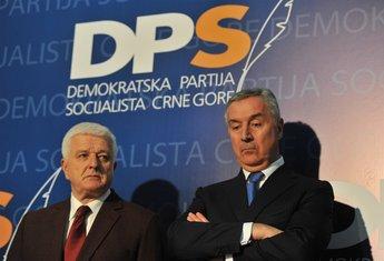 Glavni odbor DPS, Milo Đukanović, Duško Marković