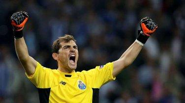Iker Kasiljas Porto
