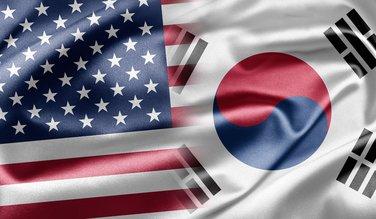 Južna Koreja, SAD