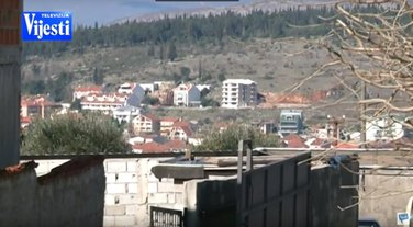 Kakaricka gora, nelegalna gradnja