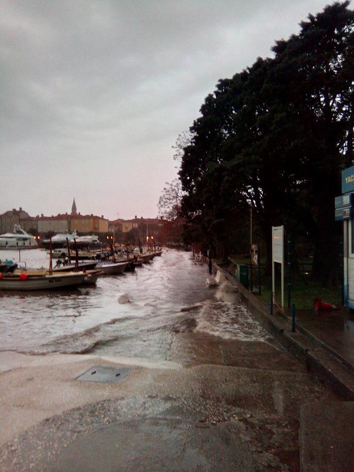 Budva poplava