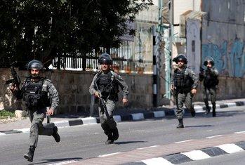 Izrael, policija