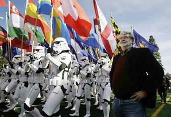 Džordž Lukas, Ratovi zvijezda, Star Wars