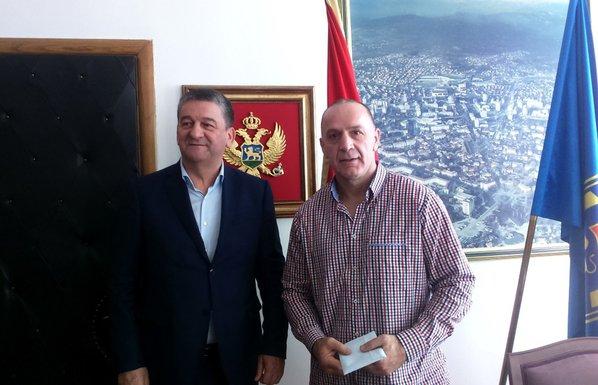 Veselin Grbović i Ratko Drašković