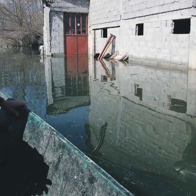 Poplave Vranjina