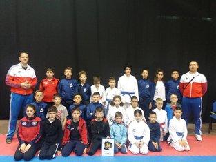 Karate klub Iskra Danilovgrad