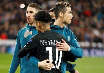 Kristijano Ronaldo i Nejmar