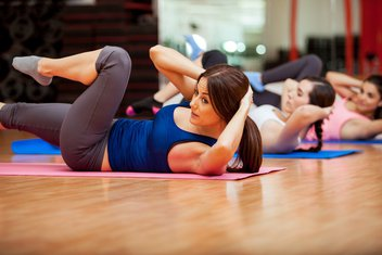 aerobik, trening, vježbanje