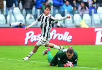 Paulo Dibala Juventus