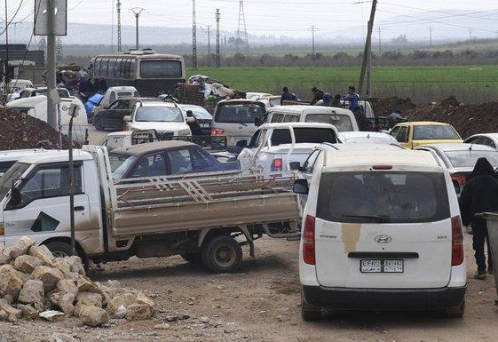 Guta, Sirija
