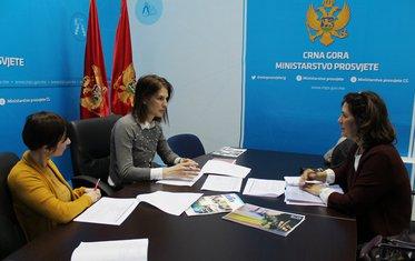 Arijana Nikolić Vučinić, Tamara Milić,  Jael Dutileul