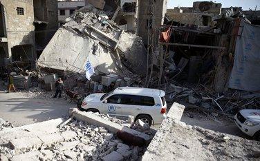 Duma, istočna Guta, Sirija