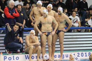 Vaterpolo reprezentacija Crna Gora - Rumunija