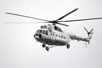 Helikopter Mi 8, Rusija