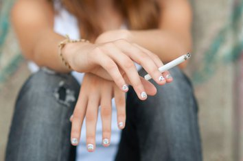 cigarete, tinejdžeri