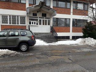 zgrada policije, Kolašin