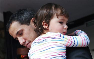 Gvaido sa ćerkom