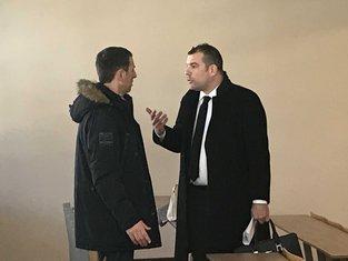 Stevan Džaković Dragan Krapović