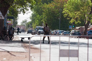 Burkina Faso, napad