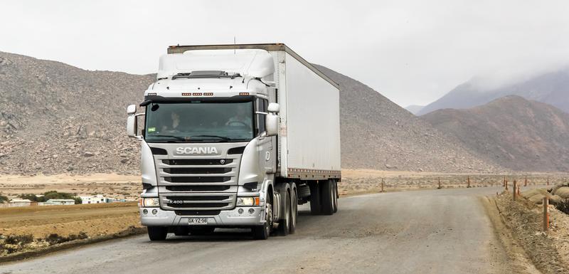 Oduzeli i dva kamiona (ilustracija)