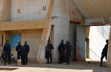 Burkina Faso napad