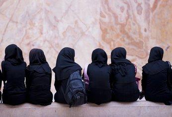 Iranke, žene Iran