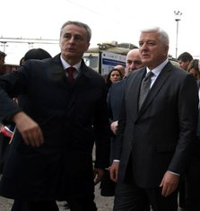 Milan Čolaković, Duško Marković