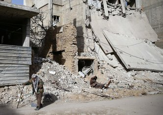 Sirija, istočna Guta