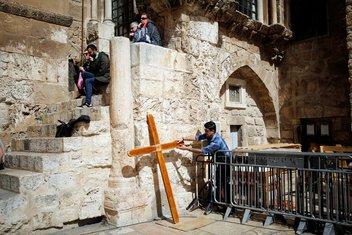 Crkva Svetog groba, Jerusalim